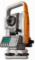 CYGNUS KS 102 Total Station Memori 24.000 di indosurta Group
