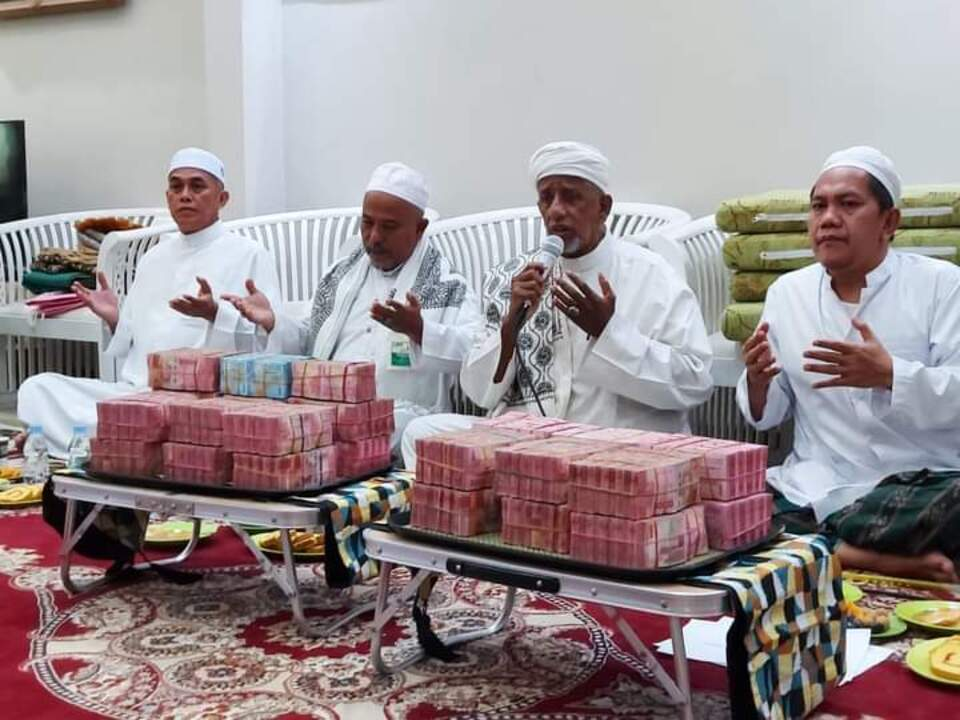 Pengusaha Asal Samarinda, H Hendra Zakat 2 M 650 Juta
