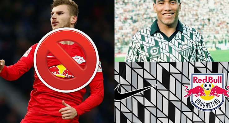Revealed Nike Red Bull Bragantino Kits Could Feature Unique Iconic Classic Design Footy Headlines
