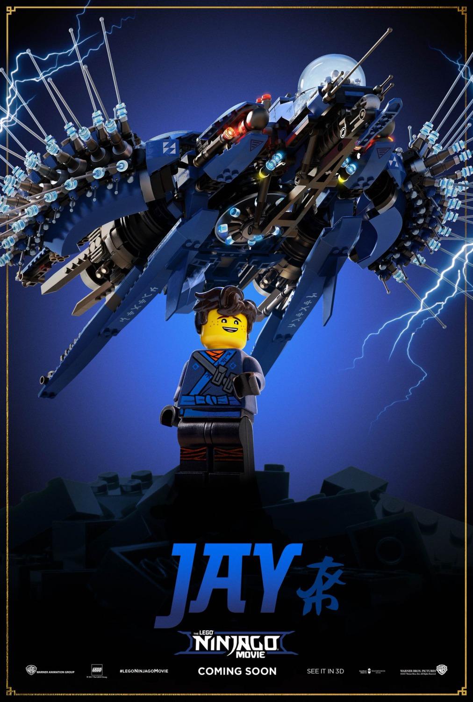 THE LEGO NINJAGO MOVIE Trailers, Clips, Featurettes ...