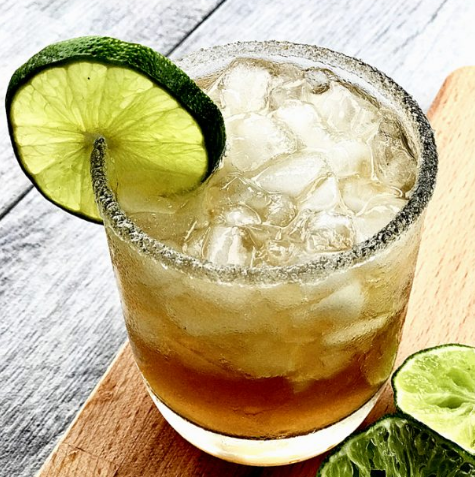 Sweet Tea Margaritas