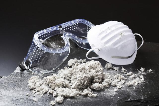 asbest, recyclage, verplicht, inpakken, regels, wetten