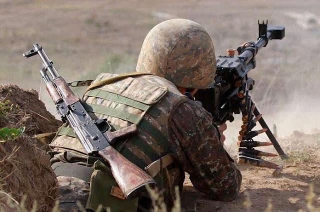 """""""Αττίλα 2"""" ετοιμάζουν στο Ναγκόρνο Καραμπάχ Τούρκοι και Αζέροι"""