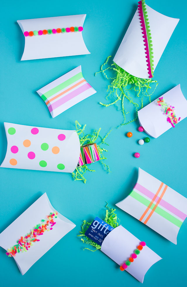 Ways To Decorate A Gift Box