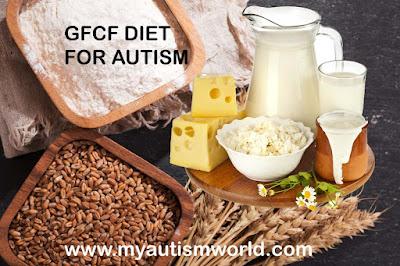 cfgf diet plan for autism spectrum