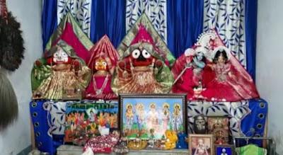 হোম কোয়ারেন্টাইন থেকে মুক্ত জগন্নাথ বলরাম সুভদ্রা!