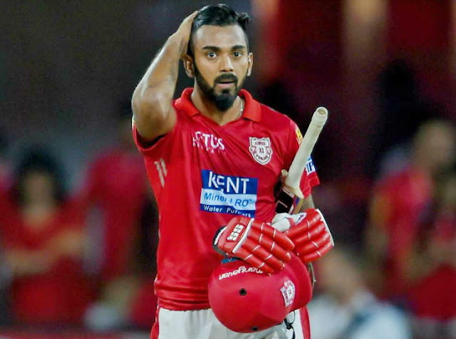 Lokesh Rahul can be captain