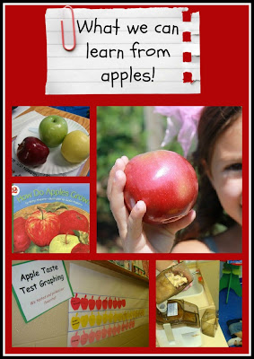 photo of: PreK+K Sharing: What we Learn from Apples
