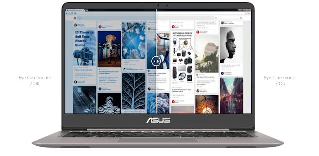 Eyecare ASUS ZenBook UX410UQ