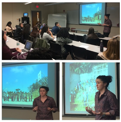 On Thursday, March 1st, The Sociology Department, Collaboration Project And Criminal  Justice Club Co Sponsored A Panel Event Titled U201cResponding To Violence ...