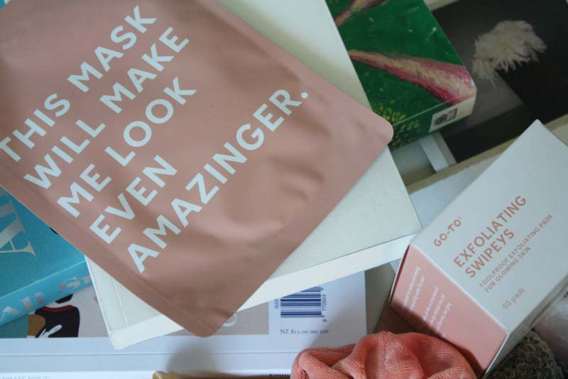 Transformazing Sheet Masks by Go-To #6