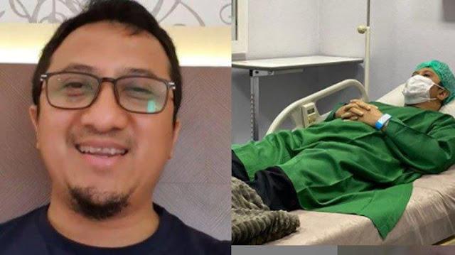 Ustadz Yusuf Mansur Masuk Rumah Sakit karena Alami Benjolan di Kepala
