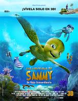 pelicula Las Aventuras de Sammy: Un viaje extraordinario