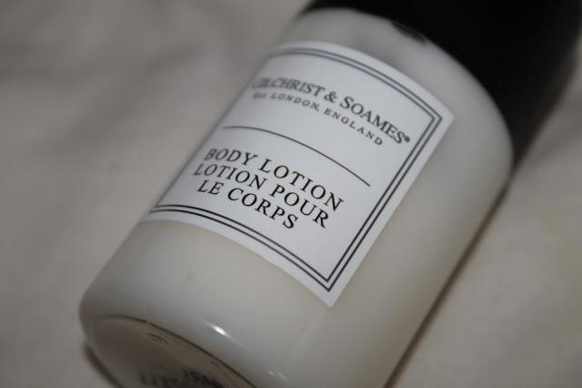 Body Lotion - Lotion pour le Corps - Gilchrist & Soames