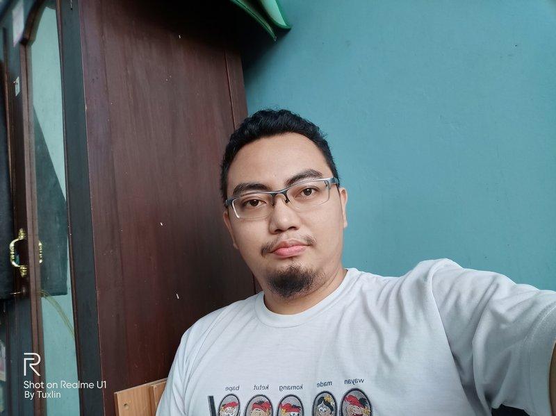 Hasil Foto Kamera Realme U1