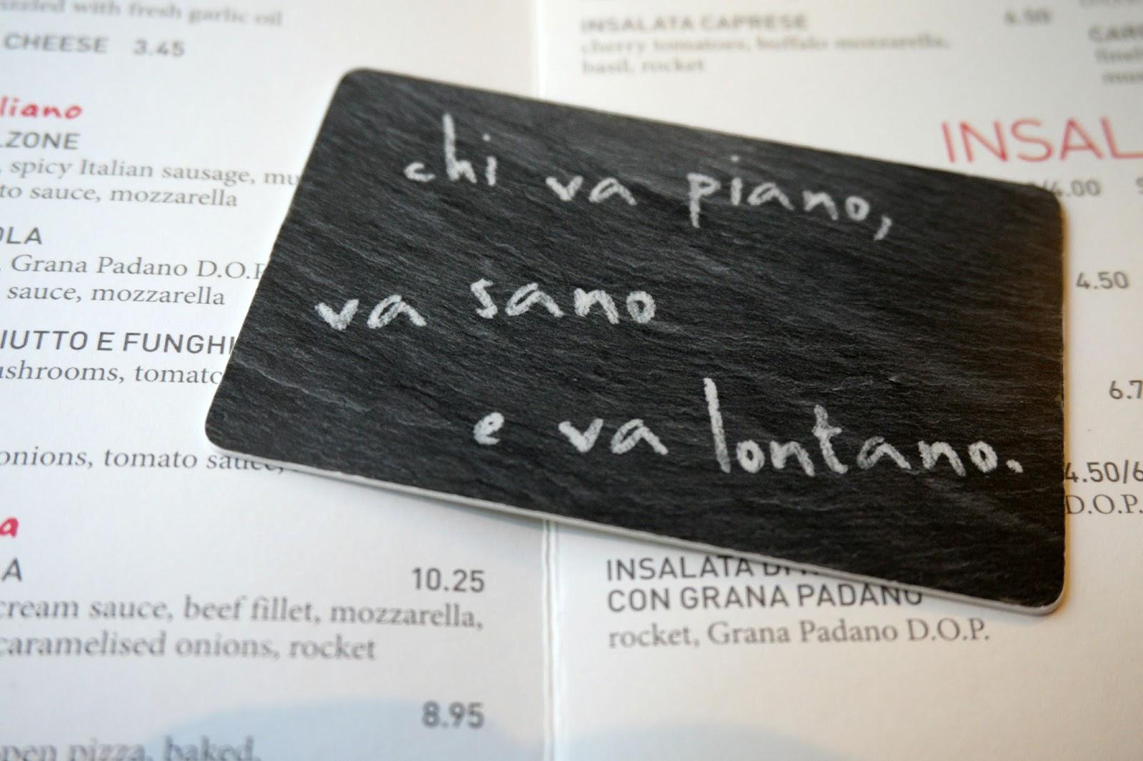 Vapiano Card