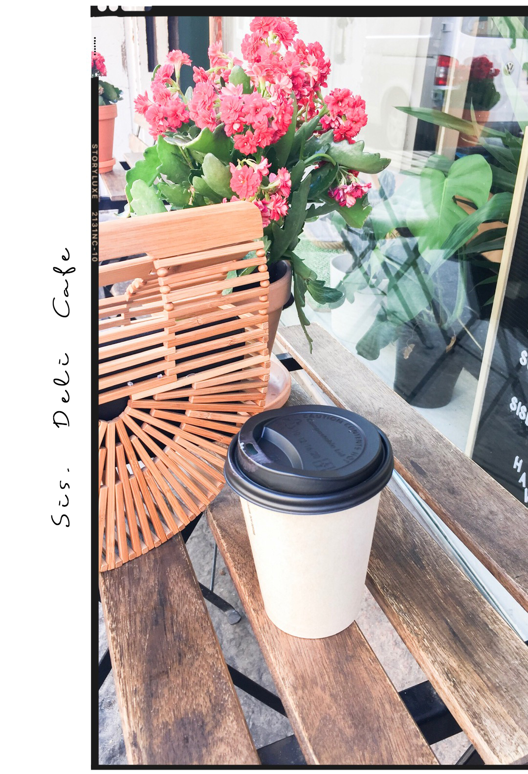 Coffee in Helsinki / Kahvilat Helsinki: Sis. Deli Cafe