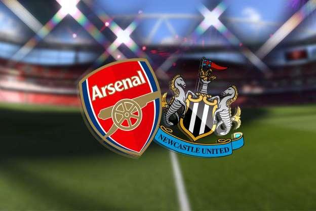 بث مباشر مباراة ارسنال ونيوكاسل يونايتد