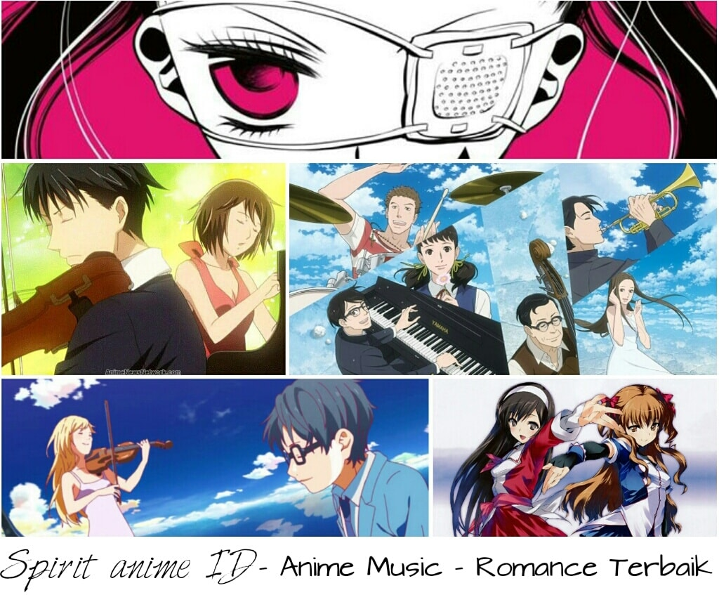 7 Rekomendasi Anime Music