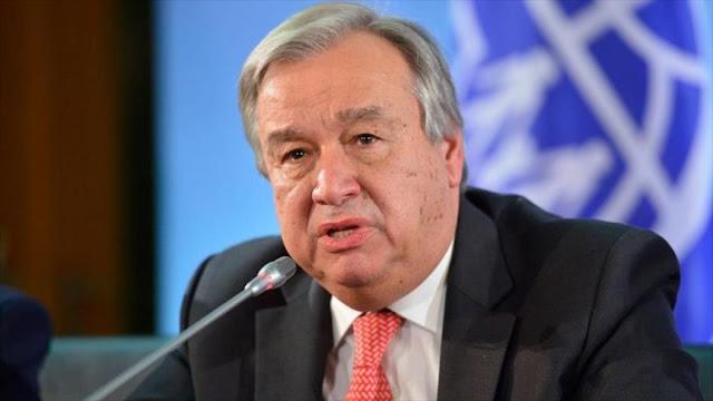 ONU critica a EEUU por dejar sin fondos a OMS en medio de COVID-19