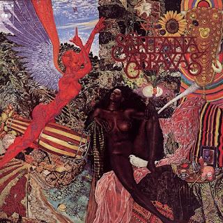 Black Magic Woman / Gypsy Queen by Santana (1970)