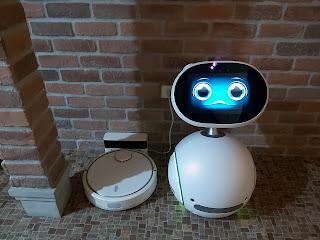 小兵立大功:掃地機器人&拖地機器人☝