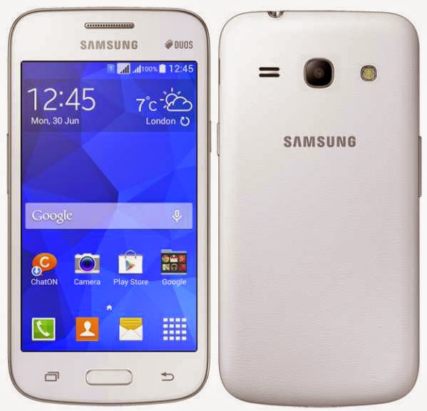 Samsung Galaxy Star 2 Plus, samsung, smartphone,  Galaxy Star Advance, ponsel terbaru