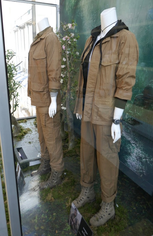 Annihilation movie costumes