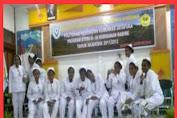 Dinkes Paniai Distribusikan Beasiswa Kepada Mahasiswa Akper Nabire