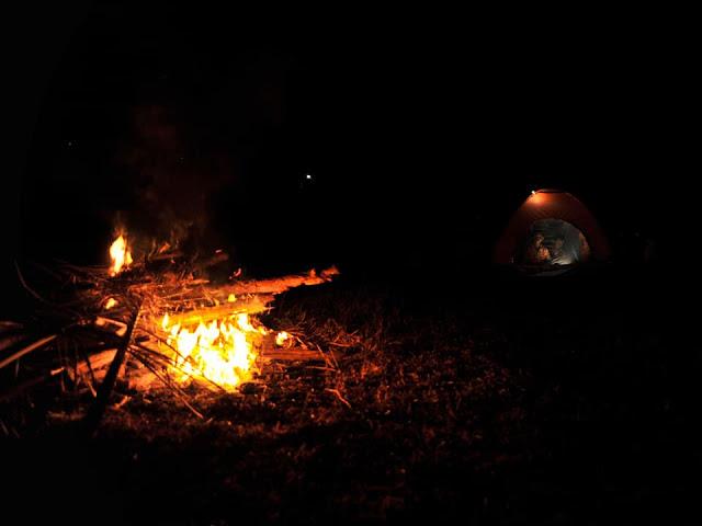 Chút hơi ấm trong đêm