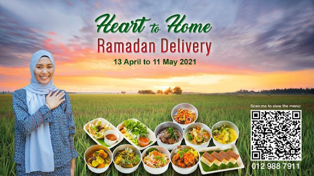 Heart to Home Ramadan Delivery, Kuala Lumpur Convention Centre, Ramadan Food Delivery, Food