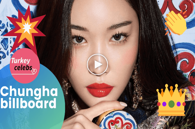 Chungha listed on billboard's 50 best albums of 2021 so far.