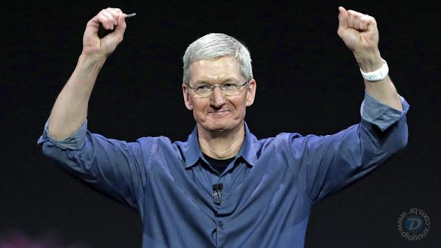 Apple recebe ajuda de outras gigantes da tecnologia