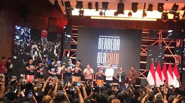 Pantas Saja Alumni Pangudi Luhur Dukung Jokowi-Makruf, Begini 5 Alasan Kerennya, Bikin Bangga