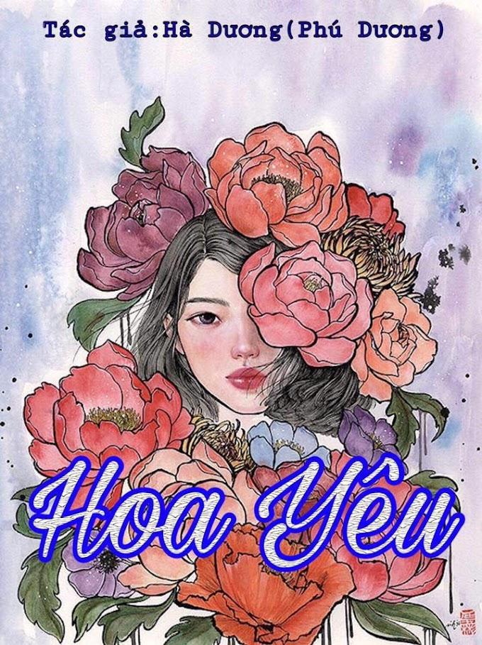 Truyện audio ma kinh dị: Hoa Yêu- Phú Dương (Trọn bộ)