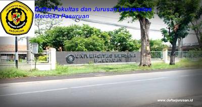 Daftar Fakultas dan Jurusan UNMER Universitas Merdeka Pasuruan