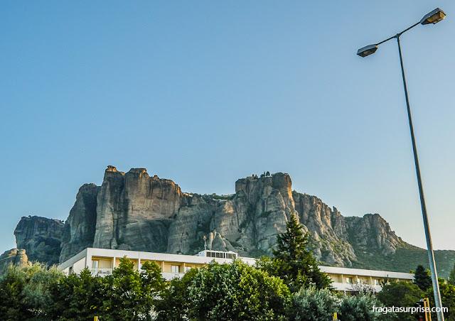 Hospedagem em Meteora, Grécia: Hotel Orpheas