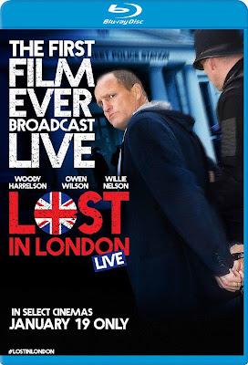 Lost in London [2017] [BD25] [Subtitulado]