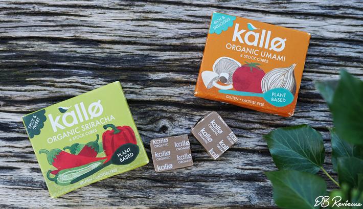 Kallø plant-based stock cubes