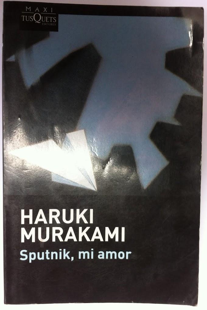 Haruki Murakami: Sputnik, mi amor