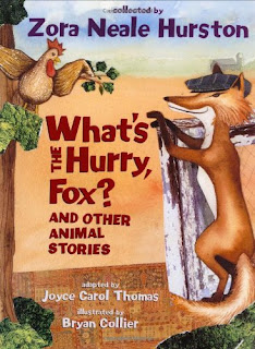 What's the Hurry Fox