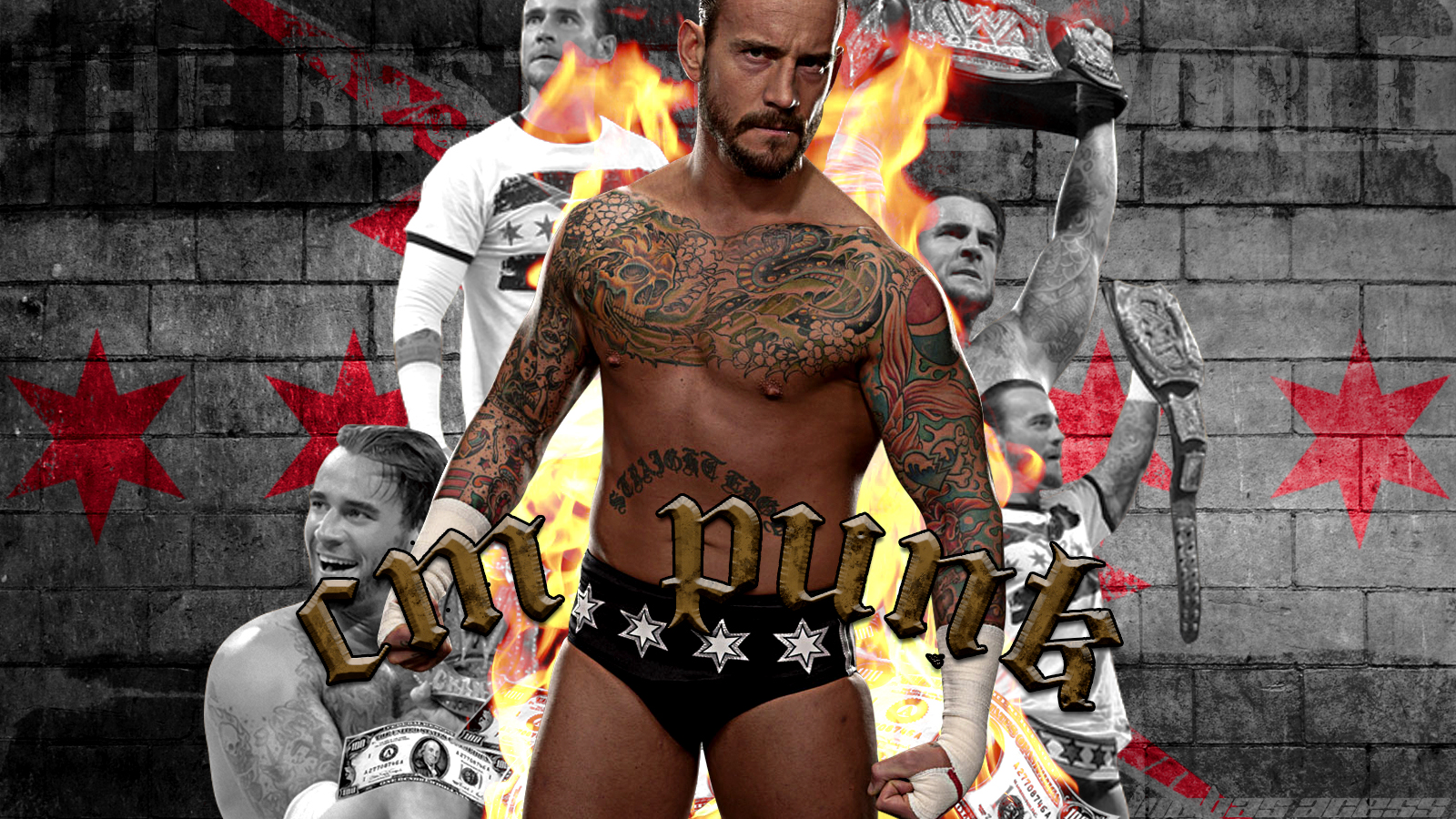 wallpaperdecorhd: wallpaper of cm punk 2012 | wallpaperdecorhd