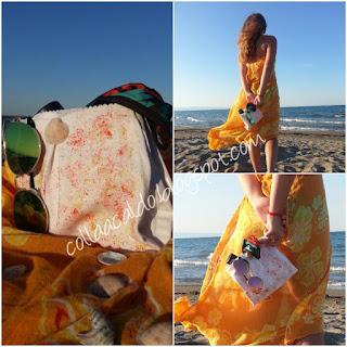 Beauty case diy tutorial riciclo creativo fai da te