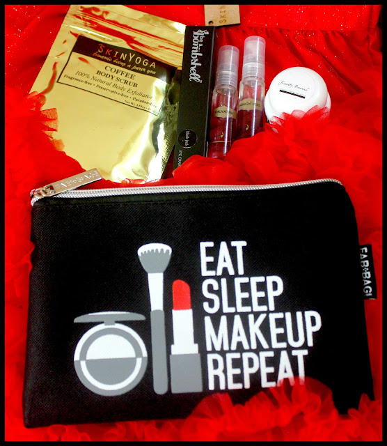 Fab Bag June 2016- The Beauty Addict Review