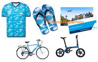 Logo KLM #PerUnMarePulito: vinci gratis bellissimi premi anche solo votando