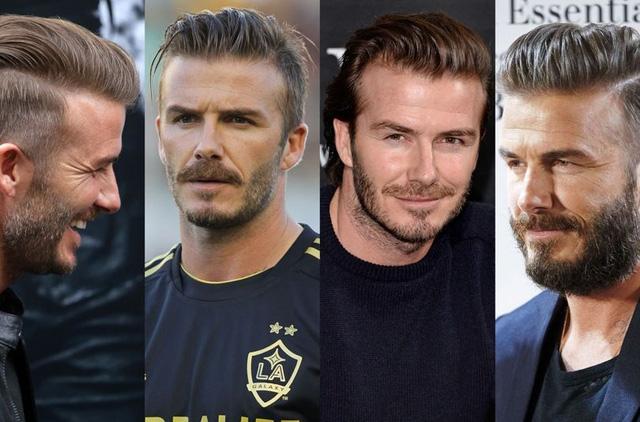 NMĐT - Những kiểu tóc tạo lên trào lưu của David Beckham