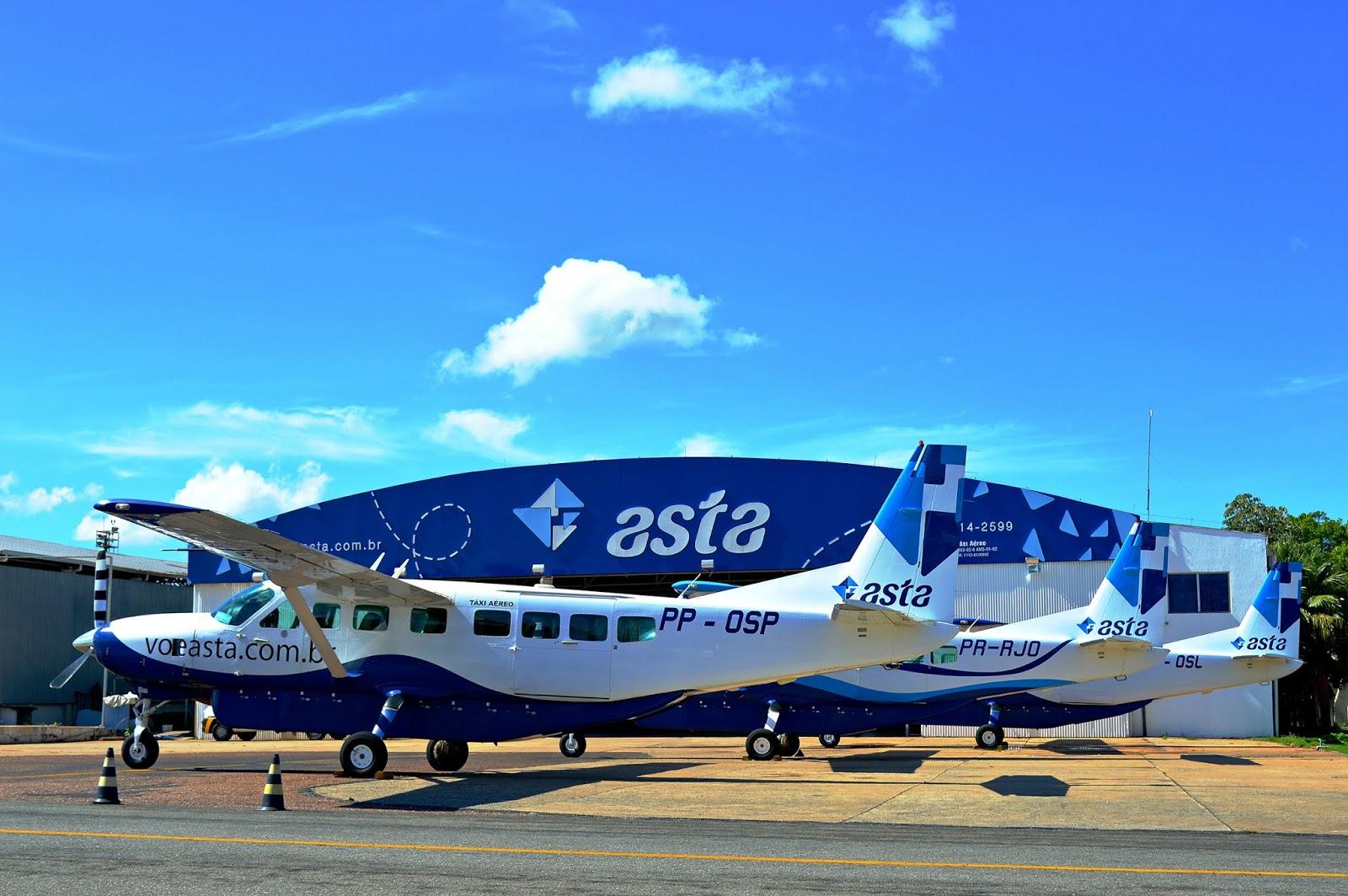 Entrevista: Adalberto Bogsan, CEO da Asta Linhas Aéreas | Aviação sub-regional é o foco do mato-grossense Asta Linhas Aéreas | É MAIS QUE VOAR
