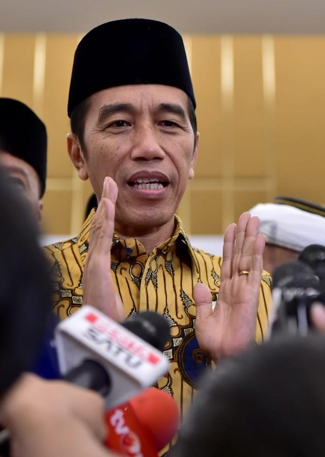 Presiden Jokowi: UU Pemilu Disepakati Bersama di DPR