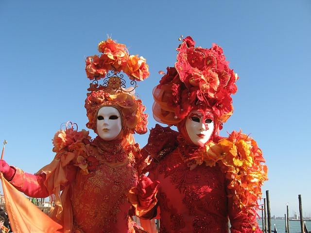 Chléb a hry. To byl důvod vzniku Benátského karnevalu
