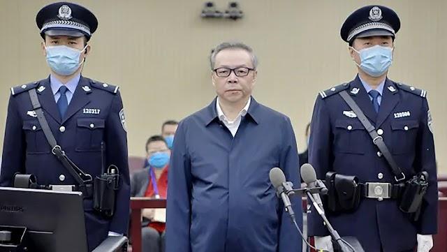 China ejecuta exjefe empresa estatal por sobornos y malversación